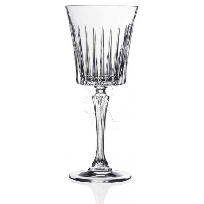 CRYSTAL RED WINE GLASS PARIS