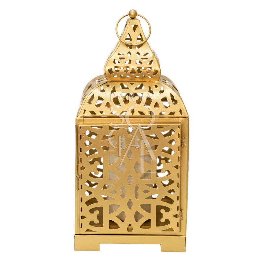 GOLD ARABIC LANTERNS