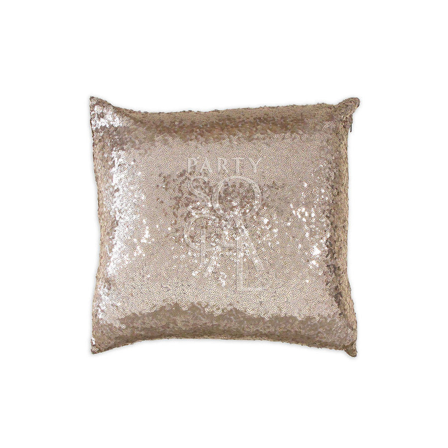 CUSHION COVER SEQUIN
