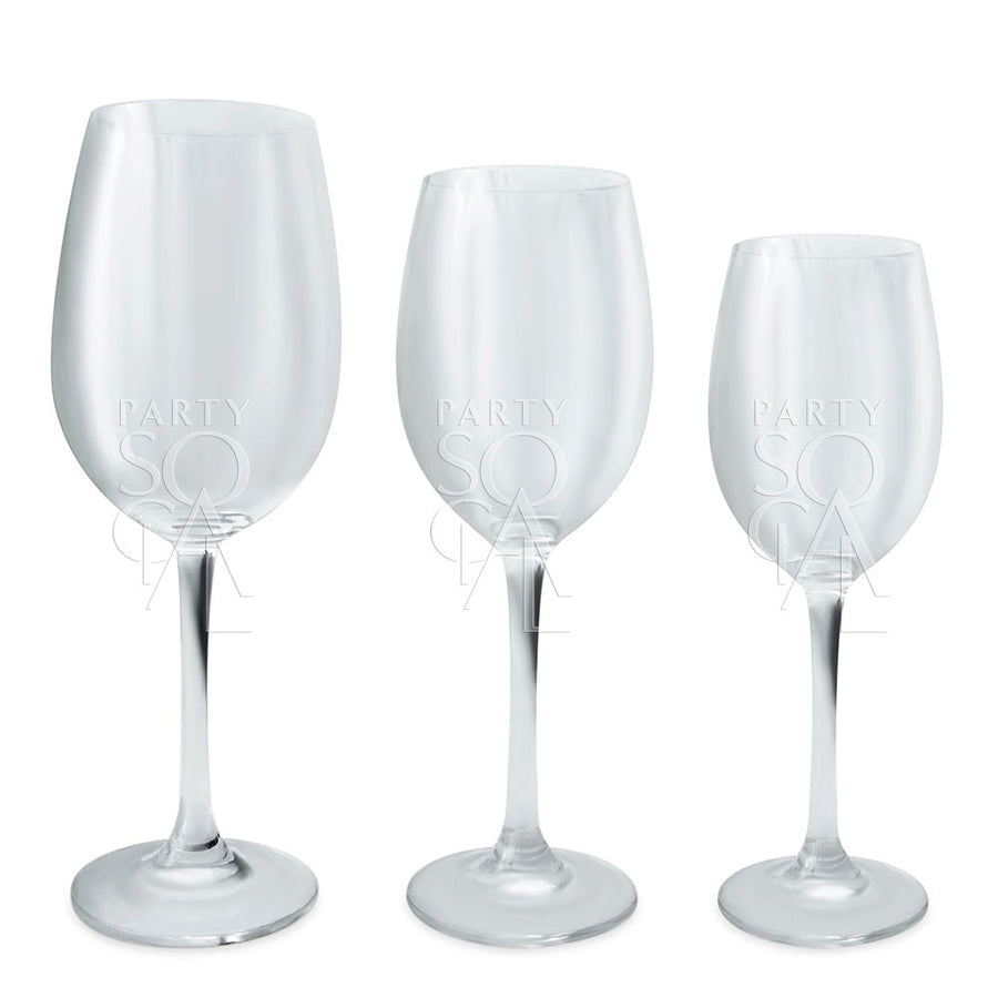 SIMPLE RED WINE GLASS 400ML