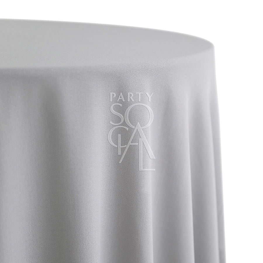 ROUND TABLECLOTH LINEN BLEND TYPE 2