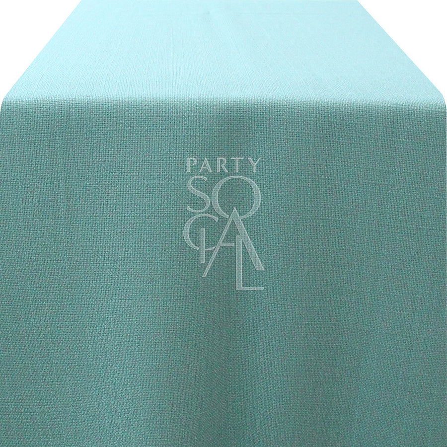 TABLE RUNNER LINEN BLEND