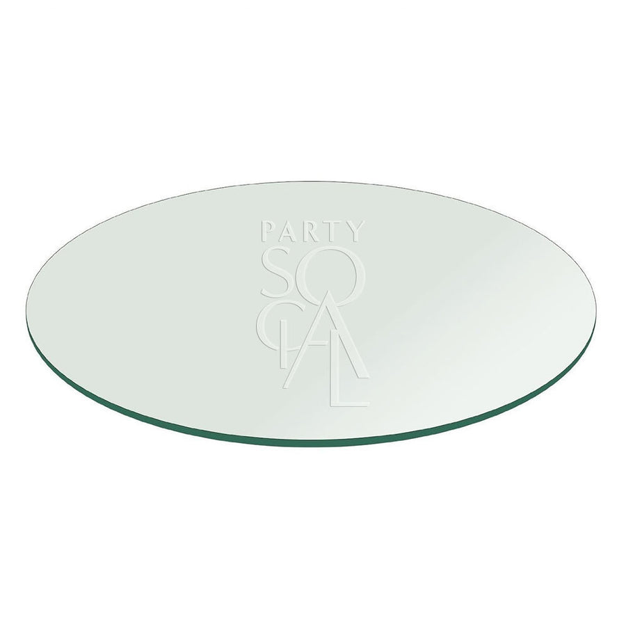 ACRYLIC MIRROR TABLETOP ROUND