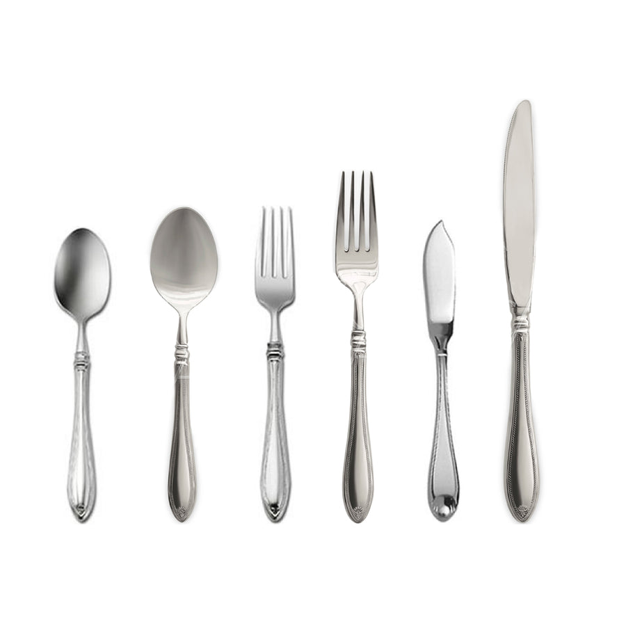 CUTLERY SHERATON ( SET OF 6 PIECE )