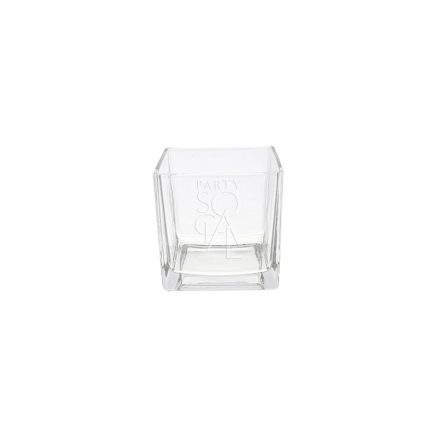 SQUARE TEA LIGHT CANDLE HOLDER