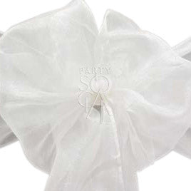 CHAIR SASH ORGANZA