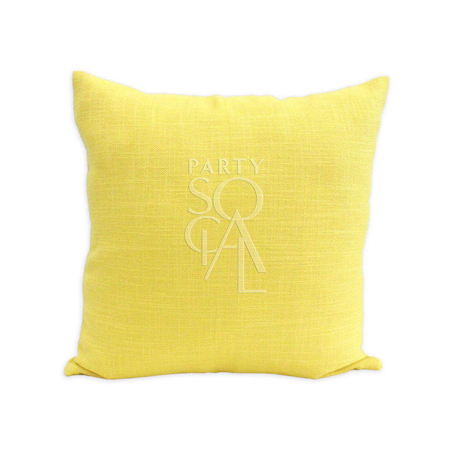 CUSHION COVER LINEN