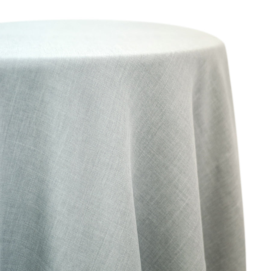 ROUND TABLECLOTH LINEN WEAVE