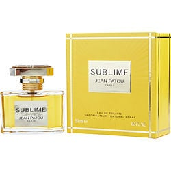 SUBLIME by Jean Patou EDT SPRAY 1.7 OZ for WOMEN  100% Authentic - Spot To Shop