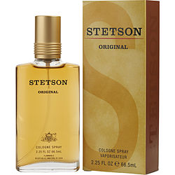 STETSON by Coty COLOGNE SPRAY 2.25 OZ For MEN - Spot To Shop