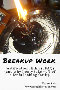 on breakup work; frequently asked questions