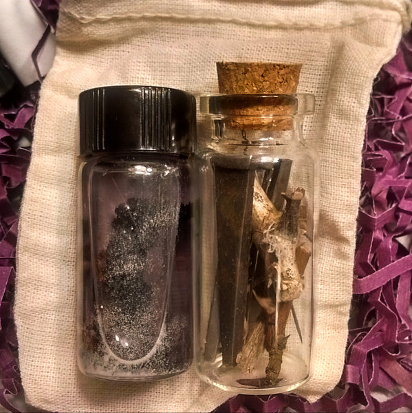 Breakup Spell Jar Kit Box, Extra Strength