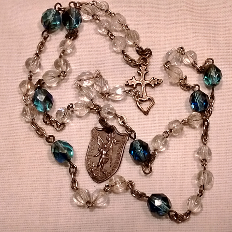 Chaplet of St. Michael -  Angelic Crown