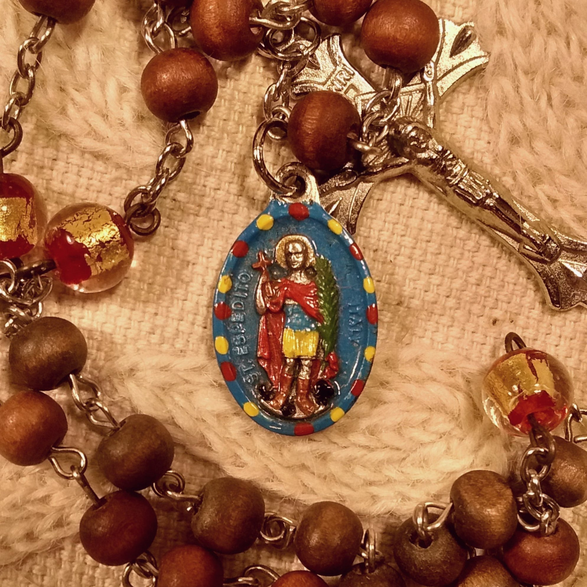 St. Expedite Rosary