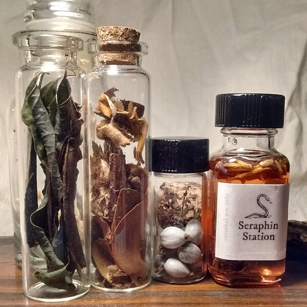 Gabriel the Archangel Oil: Four Archangels Esoteric Series