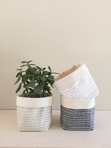 Fabric Basket – Neutral