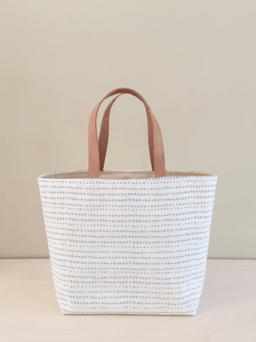 Project Bag – White Linen