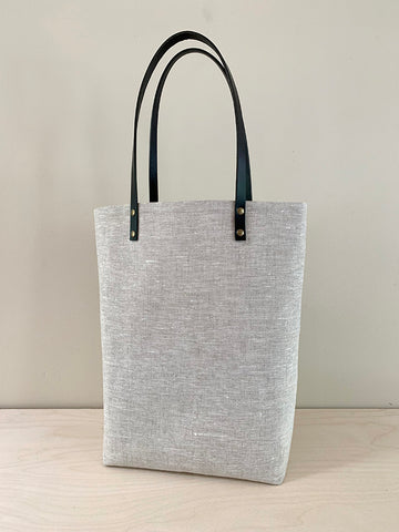Simple Linen Tote