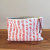 Zipper Pouch – Orange
