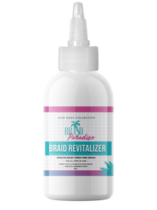 Photo of Stress-Free Braid Revitalizer haircare product- Hair Meds