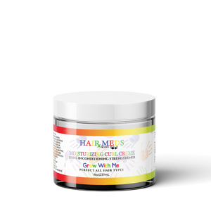 Grow With Me Kids Moisturizing Leave-in Curl Creme