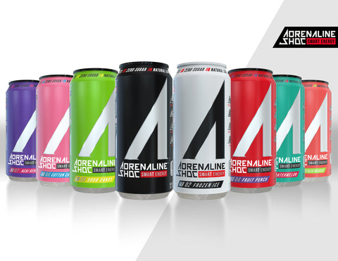 Adrenaline Shoc Energy Drinks