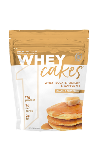Rule1 Protein Pancake & Waffle Mix