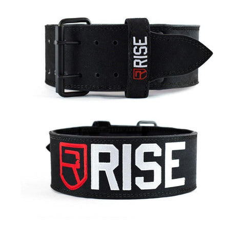 RISE Double Prong Leather Belt