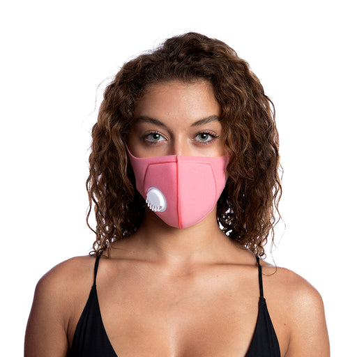 MEDIPOP Washable V Mask - Pink - 1 unit