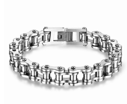 Motorcycle Chain Bracelet - The Changing World Store