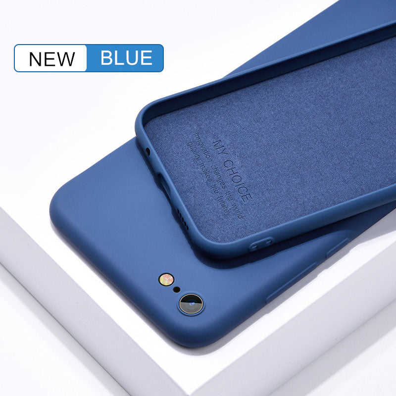 Silicone iPhone Case - The Changing World Store