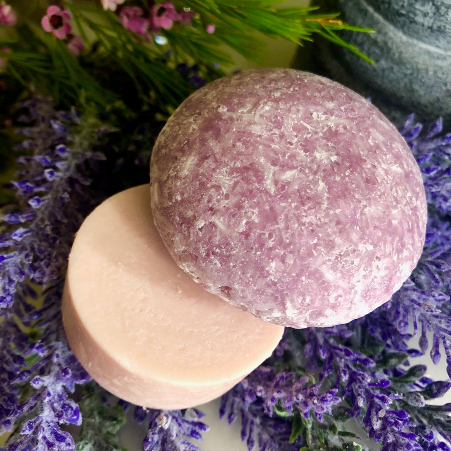 Calming Coco Set With Real Lavender (Destress)