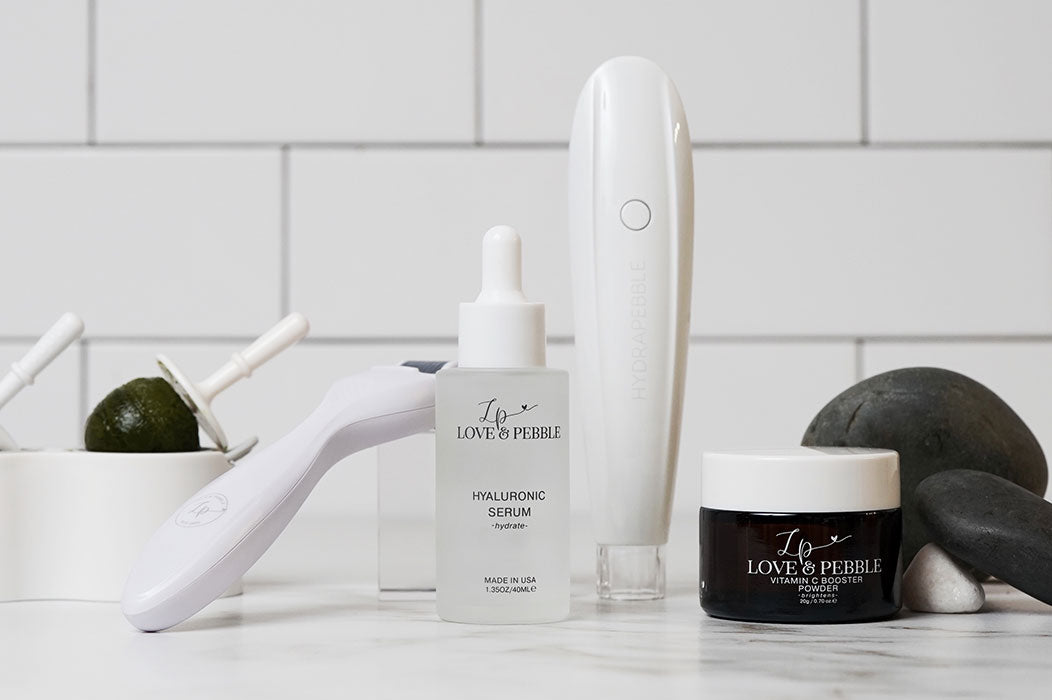 Derma Roller Skincare on Amazon and Urban Outfitters in New York City