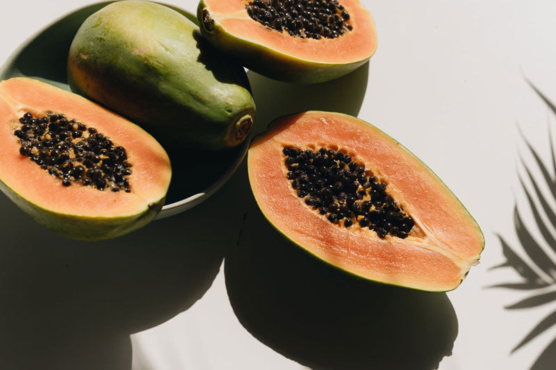 Papaya SuperFood Ingriediants for Skincare