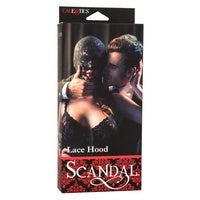 Scandal - Lace Hood by CalExotics at BESOS