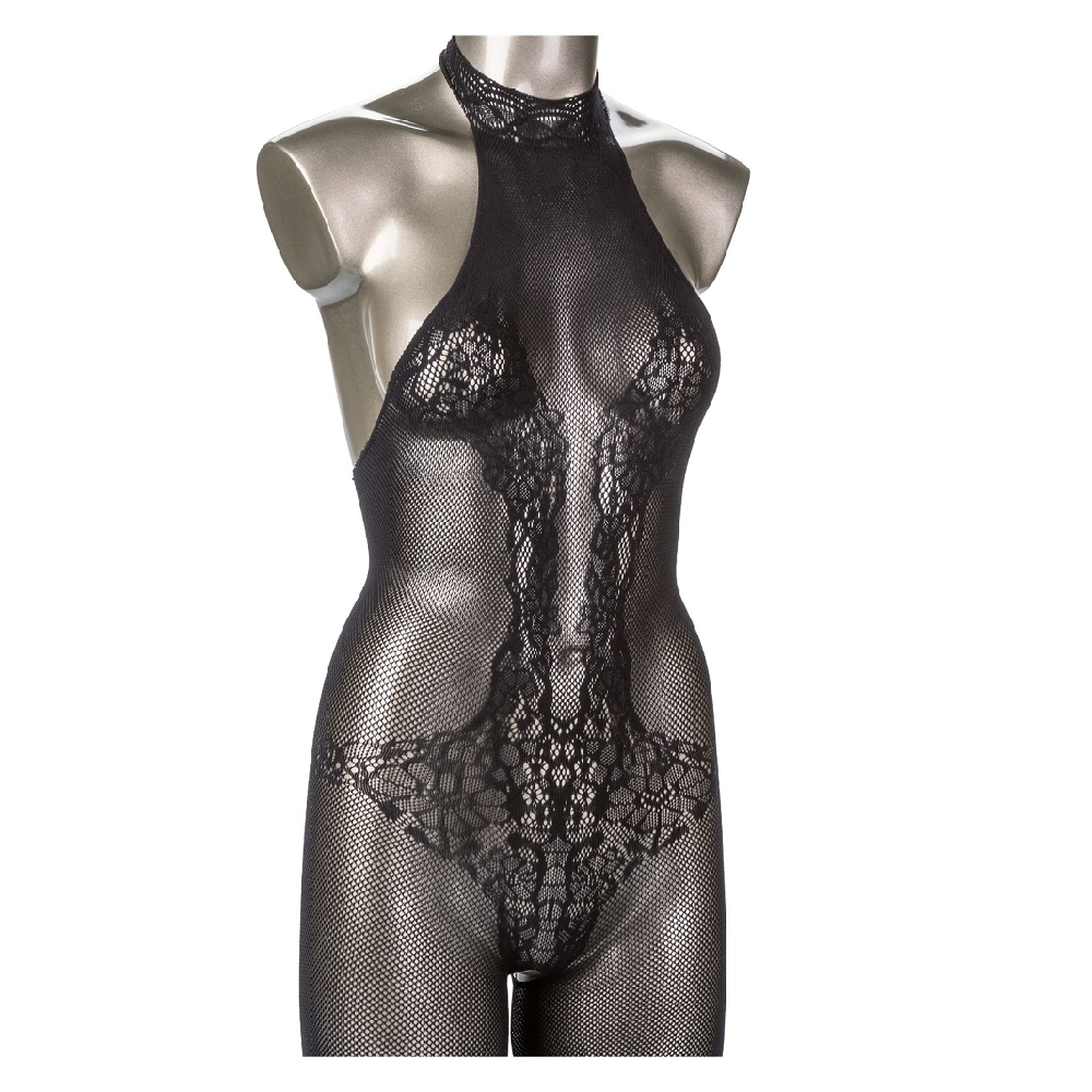 Scandal - Halter Lace Body Suit by CalExotics at BESOS