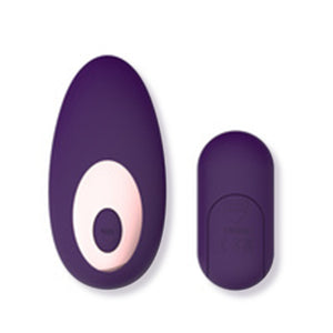 Nora - Remote Controlled Clit Vibrator by Velvetine at BESOS