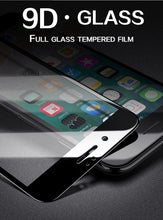 Load image into Gallery viewer, 9D protective glass for iPhone
