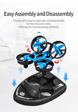 Load image into Gallery viewer, 3-in-1 Mini Drone