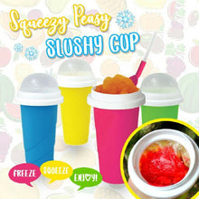 Load image into Gallery viewer, Squeezy Peasy Slushy Cup