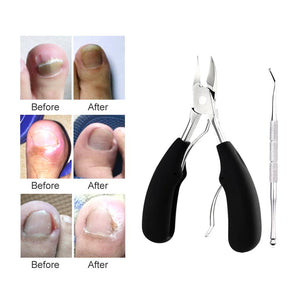 4PC Precision Toe Nail Clipper