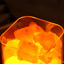 Load image into Gallery viewer, Himalayan Crystal Salt Lamp