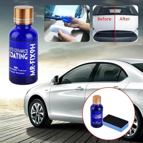 ceramic car protection paint coating