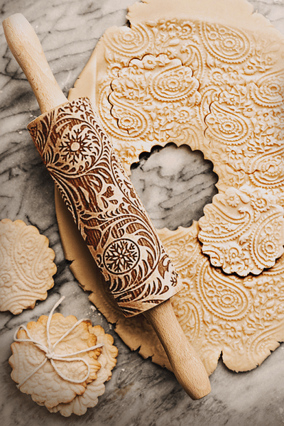 Holiday Rolling Pins