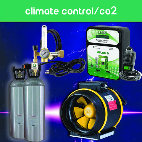 Climate Control / Co2