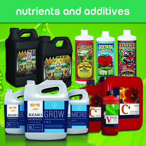 Nutrients & Additives