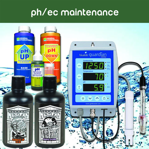 pH/EC Maintenance