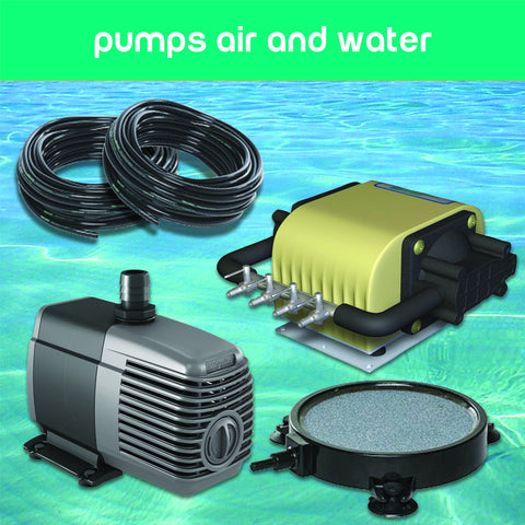 Pumps - Air & Water