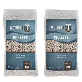 Mother Earth Perlite # 4 - 4 cu ft  (30/Plt)