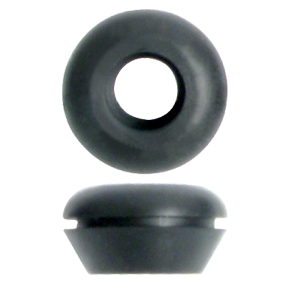 Hydro Flow Rubber Grommet Bulk 1 in (100/Cs)